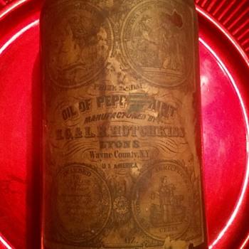 Antique bottle. #1 - Bottles