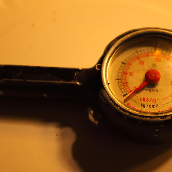Vintage Drager  Air Gage   - Tools and Hardware