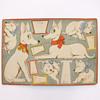 Xaudaró dog paperdoll sheet (1927)