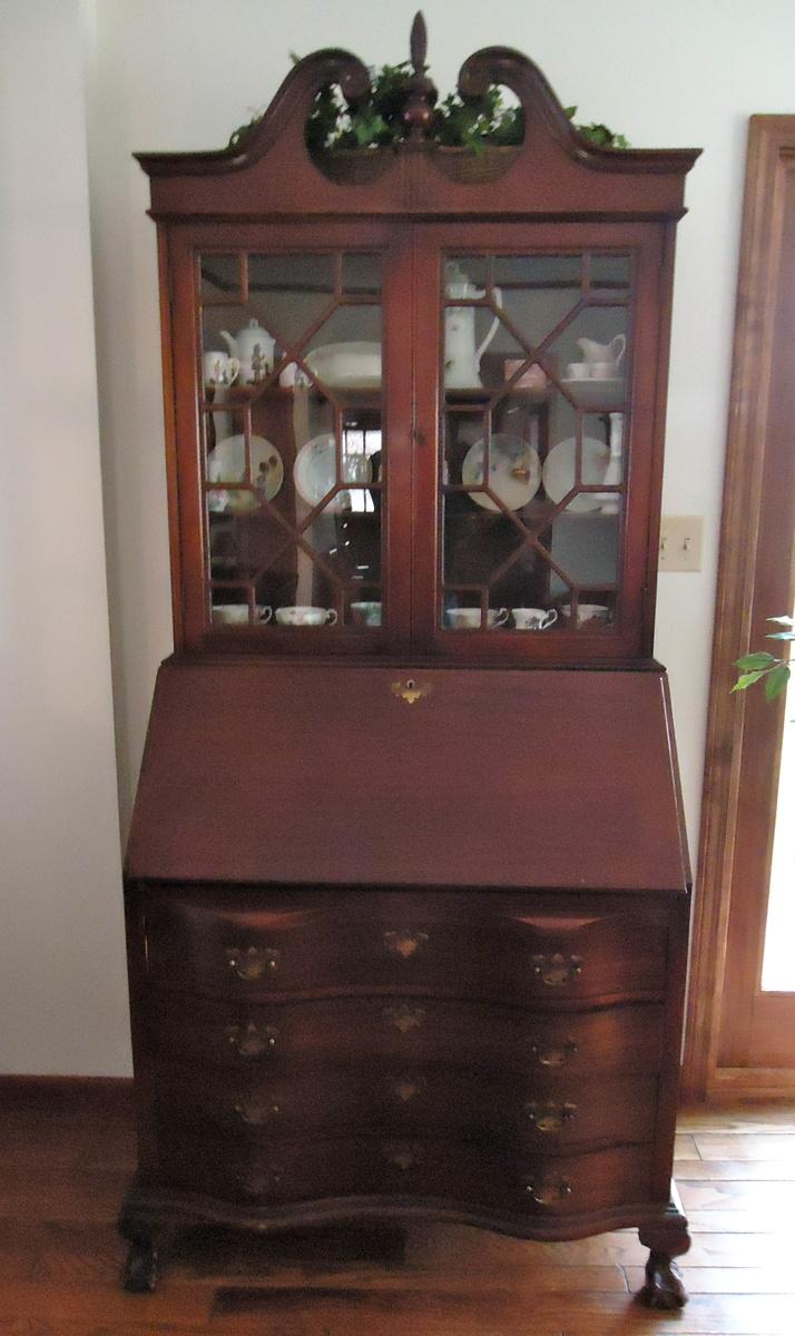 Maddox Secretary Desk Collectors Weekly