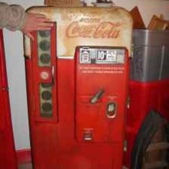 My first restoration attempt - Coca-Cola