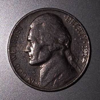 1964 nickel error  - US Coins