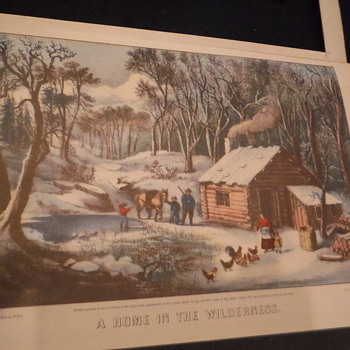 Currier and Ives Prints - Posters and Prints