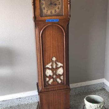 Rummage sale find - Clocks