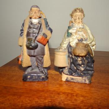 Fragile terra cotta  - Figurines