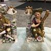 Porcelain figurines?