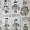 1906 Butler Brothers Oil Lamp Advertisements - A rare study of early lamps, accessories and designs.