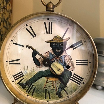 Waterbury Novelty Clock - Clocks