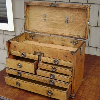 Union Tool Chest Works, Style B