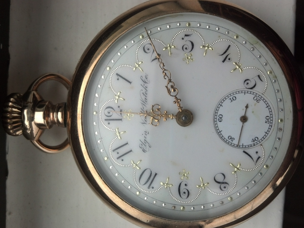 from Milan dating elgin pocket watches
