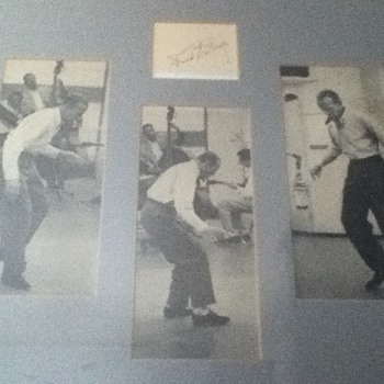 Fred Astaire Signature  - Movies