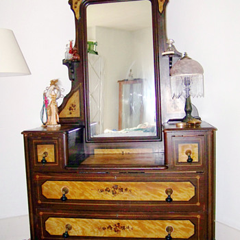 An Inspirational Vanity - Furniture