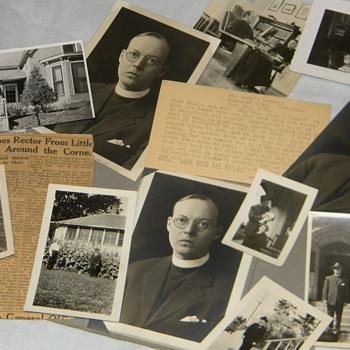 Rev. Leonard Mitchell Collection - Books