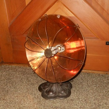 Waage Electric Co Sun Heat Space Heater Circa 1930s - Tools and Hardware