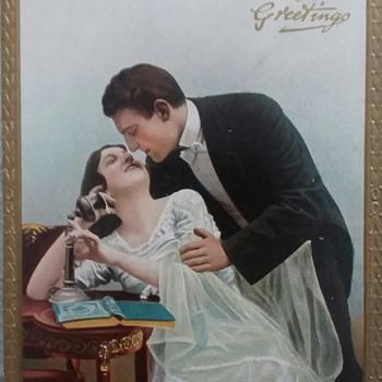 Happy Valentine's Day Postcards  - Postcards