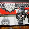 RARE Vintage Men's Tag Huer Autavia GMT Orig Box/Papers