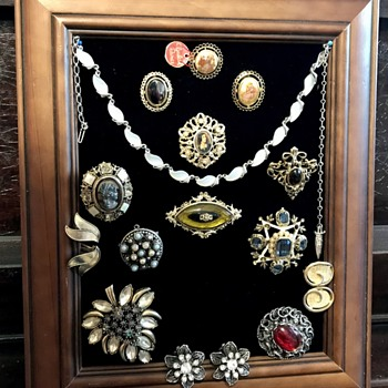 My Vintage Arcansas Jewellery Collection (Work In Progress!) - Costume Jewelry