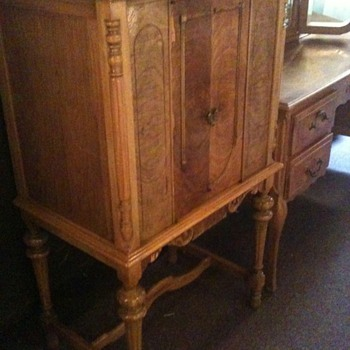 vintage Cabinet   - Furniture