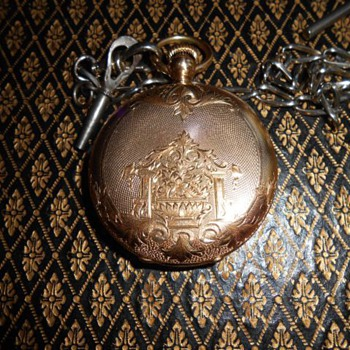 Antique Gold Pocket Watches - Pocket Watches