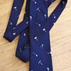 """Tools"" necktie for the Smithsonian Institute"