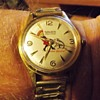 """Not Your """"Everyday"""" Buster Brown Wrist Watch Circa 1950"""