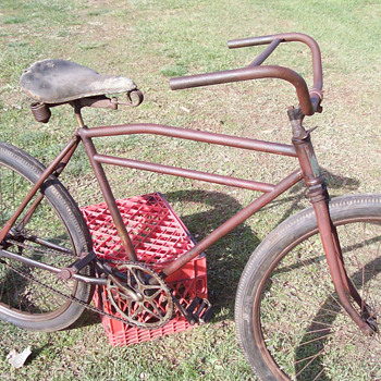1930s Elgin bicycle - Sporting Goods