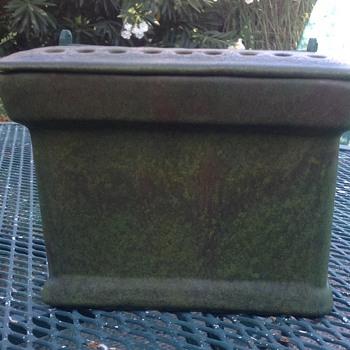 Flower frog - Pottery