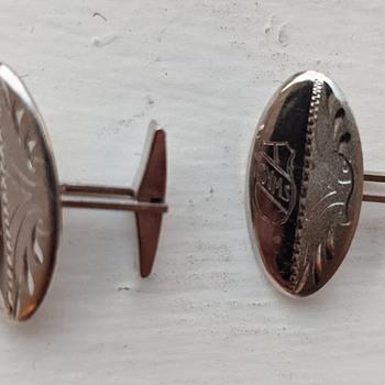 Vintage cufflinks. - Accessories