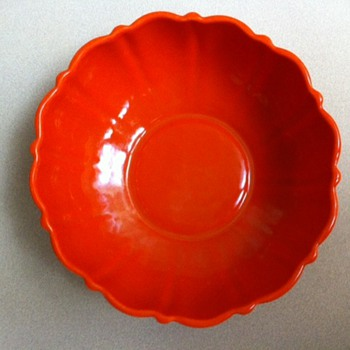 My Lovely Franciscan Ware Salad Bowl