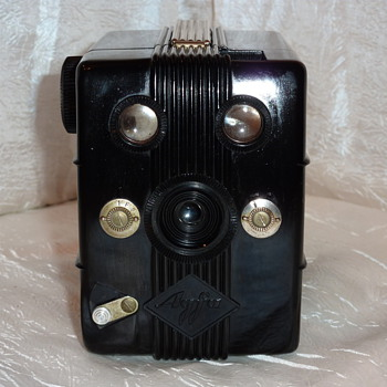 AGFA Trolix (Box 14) - Cameras
