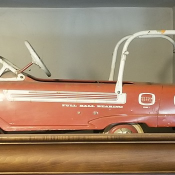 Pedal Car Info Needed - Model Cars