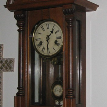 German Wall Clock - Clocks