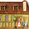 Heinrich Haeberlein Lebkuchen Haus - Biscuit Tin