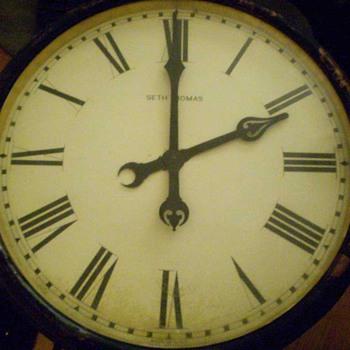Old Seth Thomas - Clocks