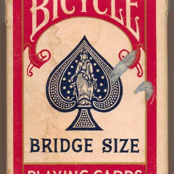 """Bicycle"" Bridge Size Playing Cards - Cards"