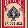 """""""Bicycle"""" Bridge Size Playing Cards"""