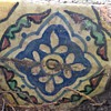 Looks like a hand painted tile, no clue what type, style etc, do you?