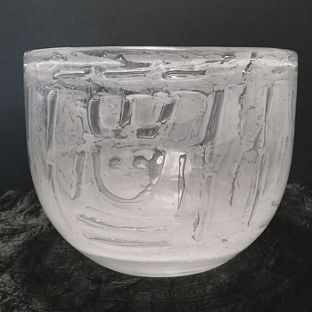 Bengt Edenfalk for Skruf - Art Glass