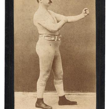 John L. Sullivan, Boxer - Photographs