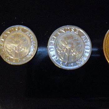 Dutch Antilles - World Coins