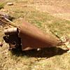 Unknown 1940's sickle bar mower