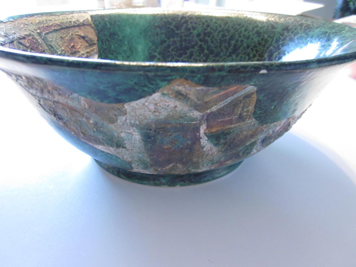 Sgraffito Bowl Collectors Weekly
