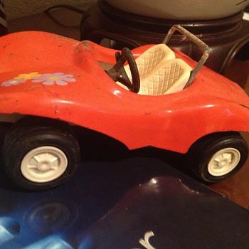 Tanka buggy 1970s - Toys