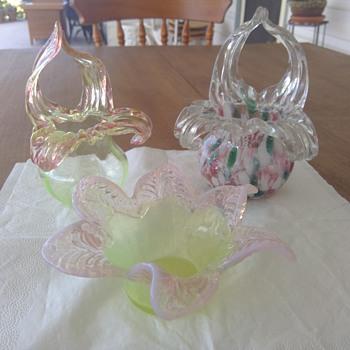 Kralik Floriform - Art Glass
