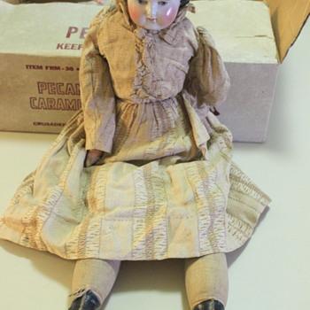 grandma's dolls