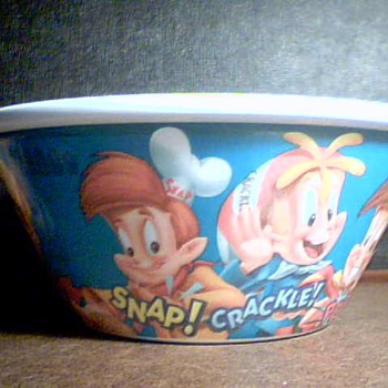 Kellogg's Cereal Bowls