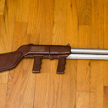 "The Ping Pong Ball Gun or Better Known as ""Burp Gun"" - Toys"