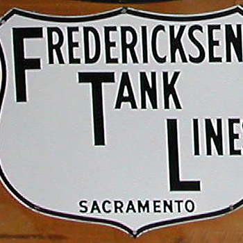 TRUCKING CO. SIGN - Signs