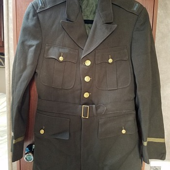 U.S. Army Dress Jacket 1900s? - Military and Wartime