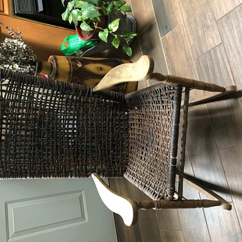 I just bought this chair, But im in love with, - Furniture